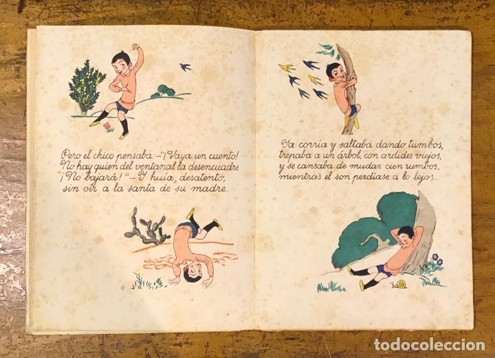 Libros antiguos: LA CAMPANA QUE ANDA, GOETHE, AÑO 1920 - Foto 5 - 164592814