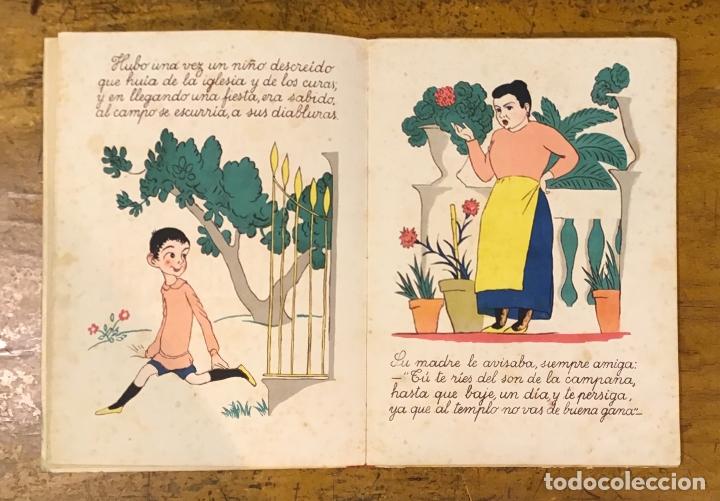 Libros antiguos: LA CAMPANA QUE ANDA, GOETHE, AÑO 1920 - Foto 6 - 164592814
