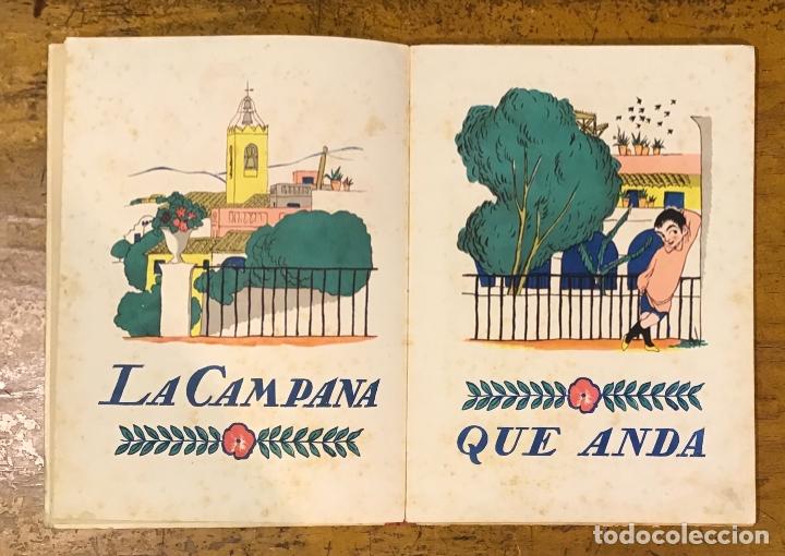 Libros antiguos: LA CAMPANA QUE ANDA, GOETHE, AÑO 1920 - Foto 7 - 164592814