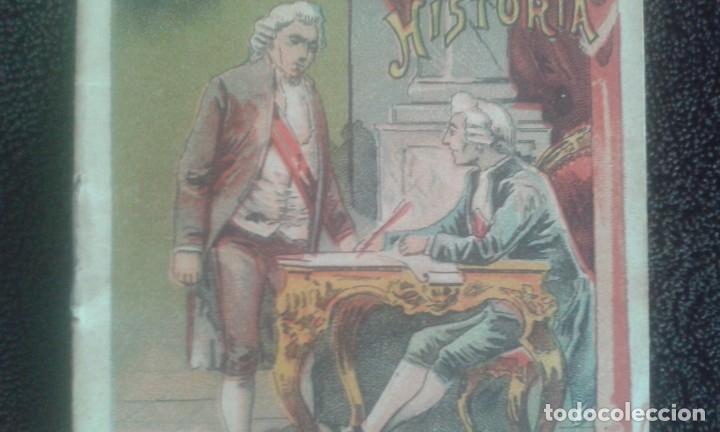 Libros antiguos: ASI SE ESCRIBE LA HISTORIA. SATURNINO CALLEJA. CUENTO. SERIE X. TOMO 190. AÑO 1902. - Foto 3 - 164621574