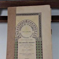 Libros antiguos: CUENTOS DE LA ALAMBRA. W. IRVING. EDIT. P. V. SABATEL. GRANADA. 1888.. Lote 164708830