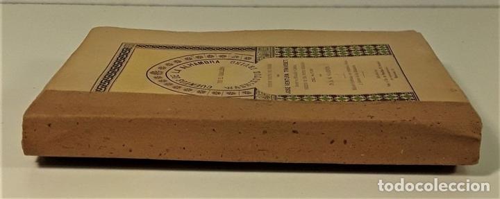Libros antiguos: CUENTOS DE LA ALAMBRA. W. IRVING. EDIT. P. V. SABATEL. GRANADA. 1888. - Foto 2 - 164708830