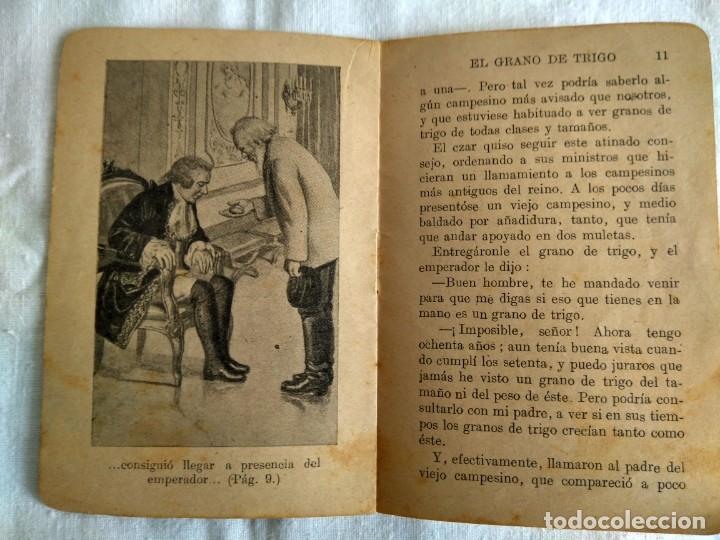 Libros antiguos: EL GRANO DE TRIGO - Foto 3 - 164792330