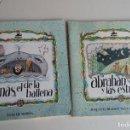 Libros antiguos: 2 LIBROS DE LA COLECCIÓN EL NÚMERO DE LAS ESTRELLAS. ED. MIÑÓN. 1984. RELIGIÓN. Lote 164817150