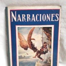 Libros antiguos: NARRACIONES HAMER SH BIBLIOTECA PARA NIÑOS RAMÓN SOPENA BARCELONA 1932, TAPA DURA. Lote 164880970