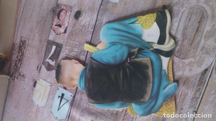 Libros antiguos: El chinito ling, coleccion de cuentos troquelados durve - Foto 2 - 164903018