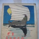 Libros antiguos: EL JUNCO AMARILLO. CUENTOS DE CALLEJA EN COLORES. 4ª SERIE ( BABILÓN Nº 10 ).. Lote 165091030