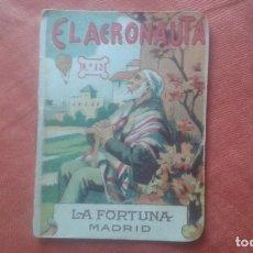 Libri antichi: CUENTO EL AERONAUTA. NUMERO 12. LA FORTUNA. MADRID. GALLETAS Y BIZCOCHOS. LA FORTUNA,S.A.. Lote 165101966