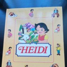 Libros antiguos: COLECCION COMPLETA HEIDI. Lote 165418406