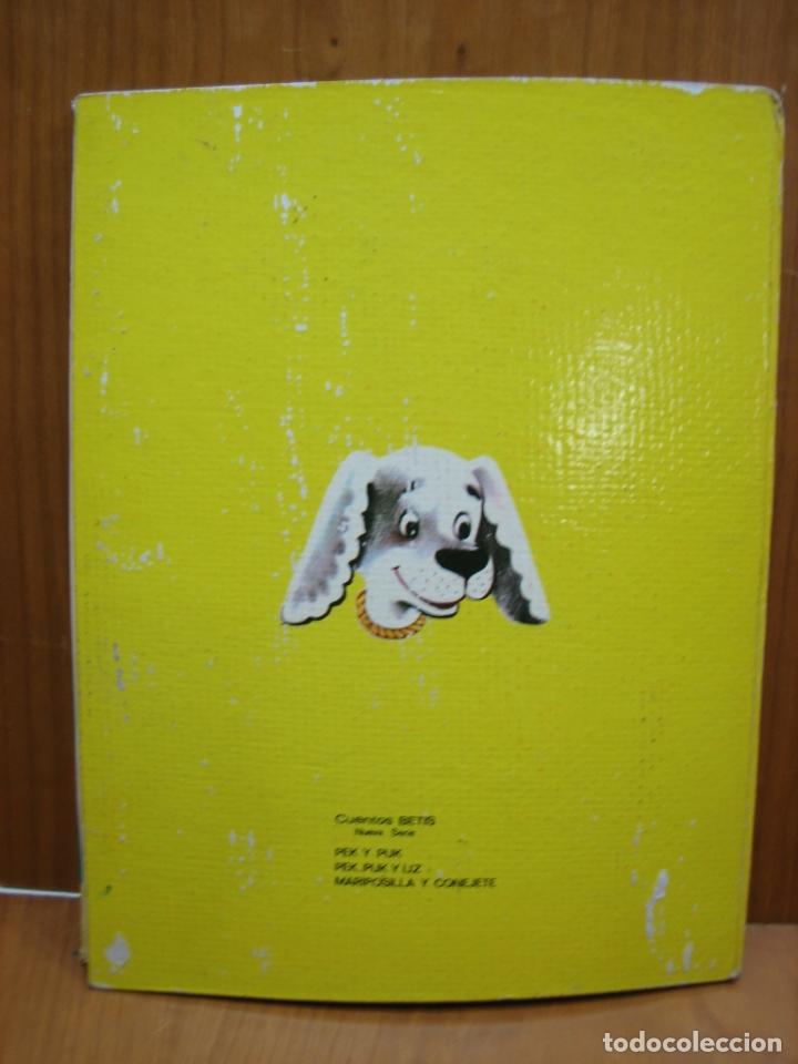 Libros antiguos: Cuento infantil Pek, Puk y Liz - Foto 3 - 165462786