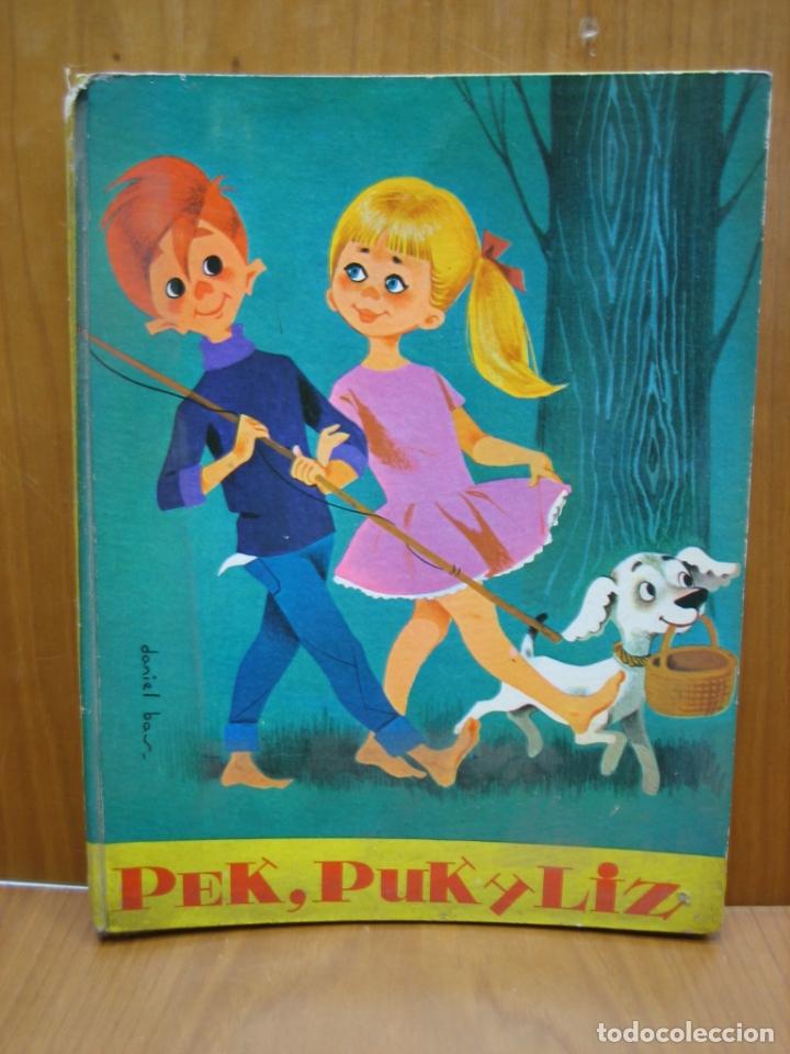 CUENTO INFANTIL PEK, PUK Y LIZ (Libros Antiguos, Raros y Curiosos - Literatura Infantil y Juvenil - Cuentos)