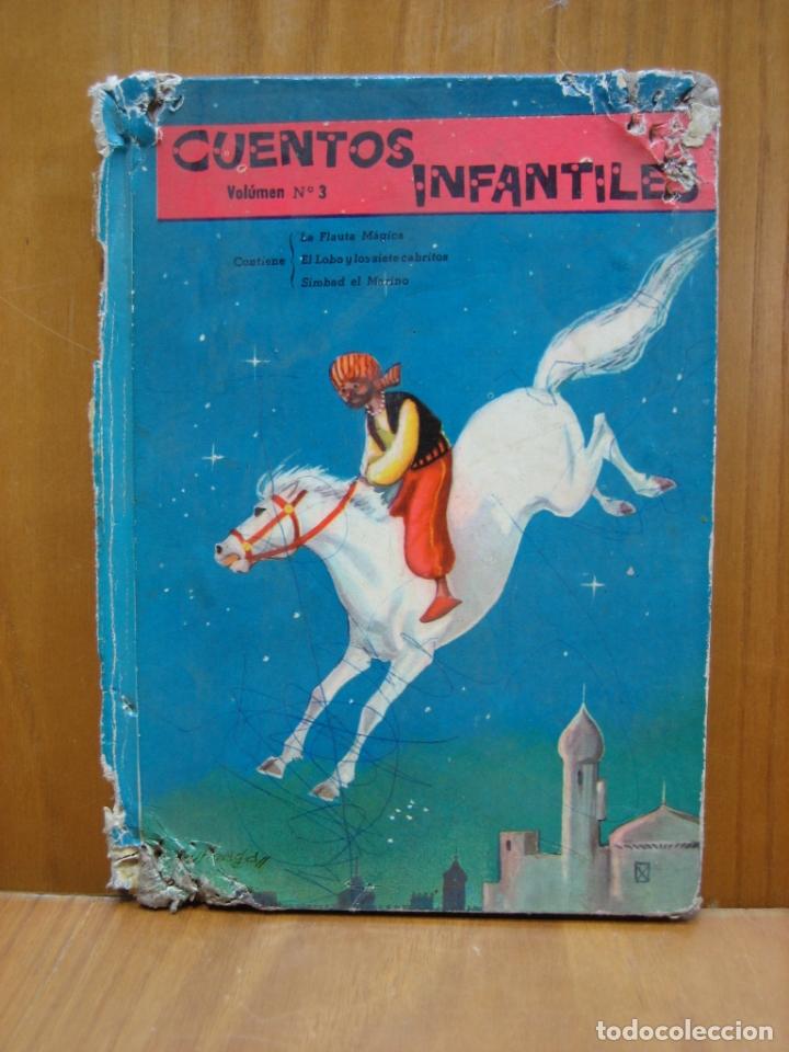 CUENTO INFANTIL (Libros Antiguos, Raros y Curiosos - Literatura Infantil y Juvenil - Cuentos)