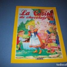 Libros antiguos: COLECCION ARLEQUIN, LA CASITA DE CHOCOLATE. Lote 165647414