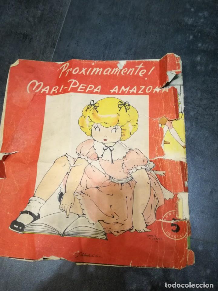 Libros antiguos: Mari Pepa y los piratas - Foto 2 - 165679778