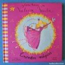 Libros antiguos: ENREDOS MÁGICOS. VALERIA VARITA - EMMA THOMSON ''BUEN ESTADO''. Lote 165816274