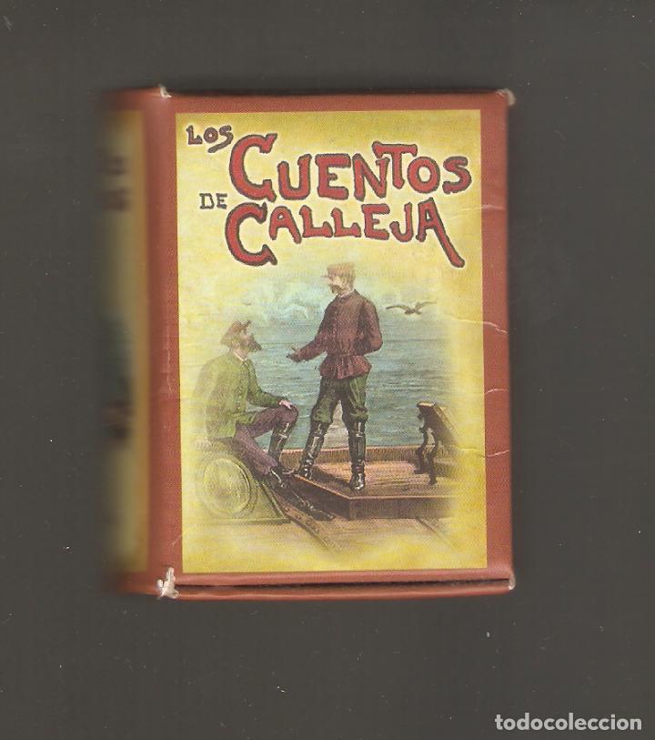 Libros antiguos: 1 mini cuento - Foto 3 - 166130290