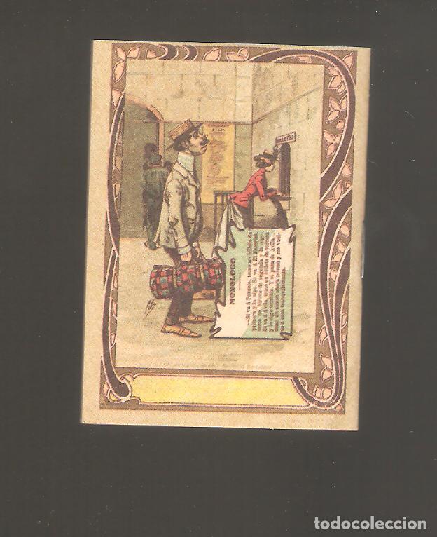 Libros antiguos: 1 mini cuento - Foto 2 - 166131662