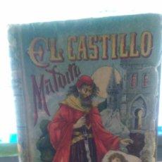 Libros antiguos: EL CASTILLO MALDITO, PAUL FEVAL . EDT SATURNINO CALLEJA. Lote 166186578