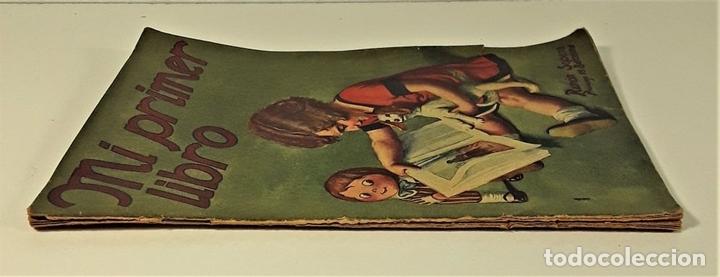 Libros antiguos: MI PRIMER LIBRO. MAGDALENA FUENTES. EDIT. RAMÓN SOPENA. BARCELONA. S/F. - Foto 2 - 166279618