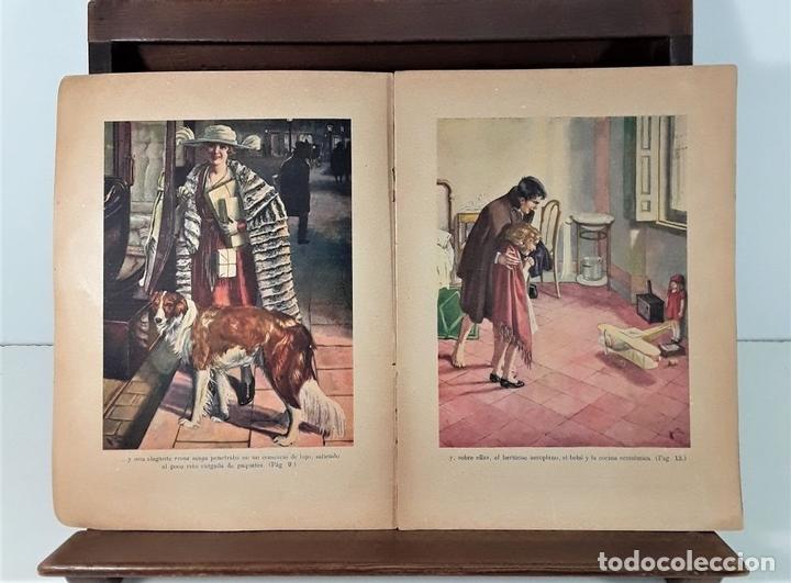 Libros antiguos: MI PRIMER LIBRO. MAGDALENA FUENTES. EDIT. RAMÓN SOPENA. BARCELONA. S/F. - Foto 5 - 166279618