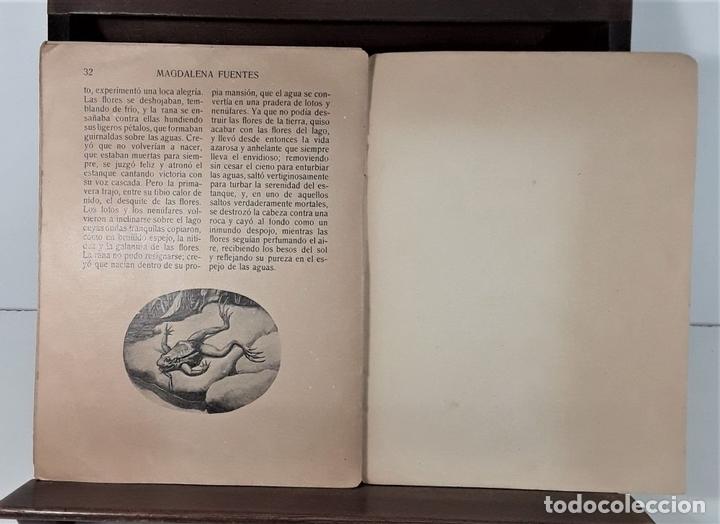 Libros antiguos: MI PRIMER LIBRO. MAGDALENA FUENTES. EDIT. RAMÓN SOPENA. BARCELONA. S/F. - Foto 7 - 166279618