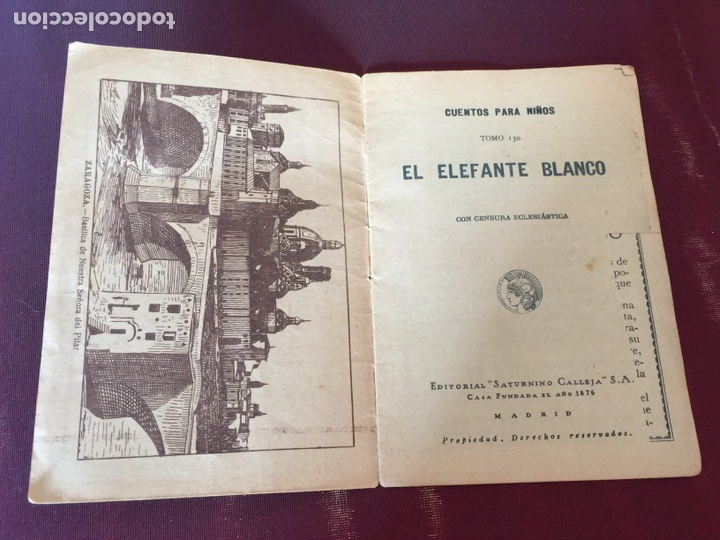 Libros antiguos: Auténtico cuento de calleja - Foto 2 - 166553754