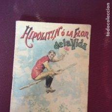 Libros antiguos: AUTÉNTICO CUENTO DE CALLEJA. Lote 166554294