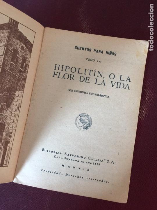 Libros antiguos: Auténtico cuento de calleja - Foto 2 - 166554294