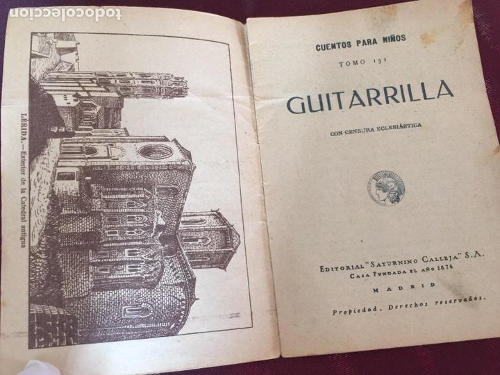 Libros antiguos: Auténtico cuento de calleja - Foto 2 - 166554604
