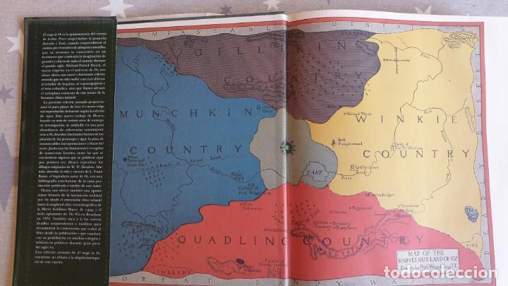 Libros antiguos: EL MAGO DE OZ ,EDICION ANOTADA.CONMEMORACION DEL CENTENARIO. - Foto 3 - 166671390