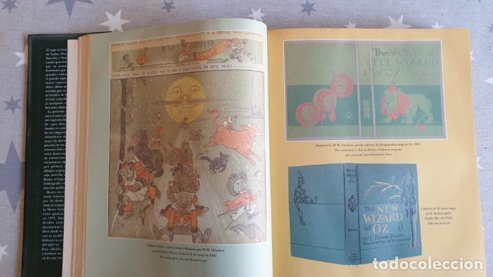 Libros antiguos: EL MAGO DE OZ ,EDICION ANOTADA.CONMEMORACION DEL CENTENARIO. - Foto 5 - 166671390