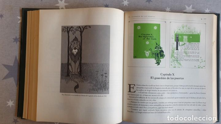 Libros antiguos: EL MAGO DE OZ ,EDICION ANOTADA.CONMEMORACION DEL CENTENARIO. - Foto 6 - 166671390
