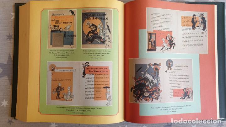 Libros antiguos: EL MAGO DE OZ ,EDICION ANOTADA.CONMEMORACION DEL CENTENARIO. - Foto 7 - 166671390