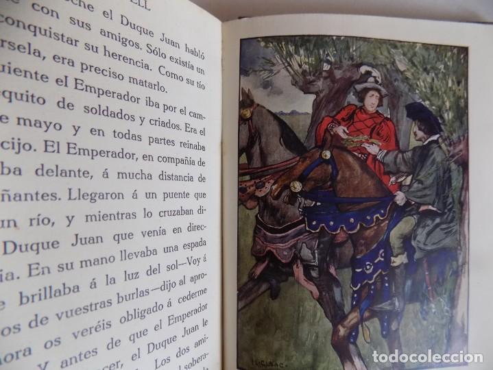 Libros antiguos: LIBRERIA GHOTICA. MARSHALL. HISTORIA DE GUILLERMO TELL. RELATADA A LOS NIÑOS.1914.ILUSTRADO - Foto 3 - 167182564