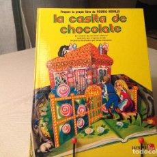 Libros antiguos: LA CASITA DE CHOCOLATE ( FHER) NUEVO. Lote 167883184