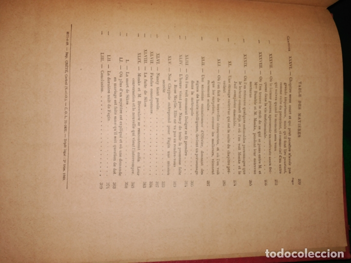 Libros antiguos: GRAN formato LIBRO OLIVIER TWIST 35 X 25 X 5 CHARLES DICKENS 1928 - Foto 18 - 168106624