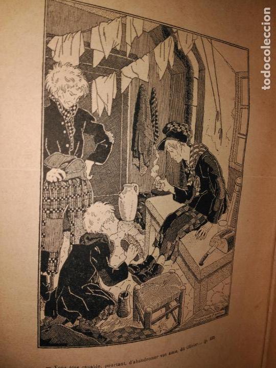 Libros antiguos: GRAN formato LIBRO OLIVIER TWIST 35 X 25 X 5 CHARLES DICKENS 1928 - Foto 19 - 168106624