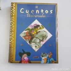 Libros antiguos: CUENTOS UNIVERSALES, ED. SUSAETA, 24 CUENTOS,MUY BUEN ESTADO. Lote 168195064