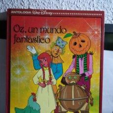 Libros antiguos: OZ,UN MUNDO FANTASTICO Y EL PATITO FEO. Lote 168525212