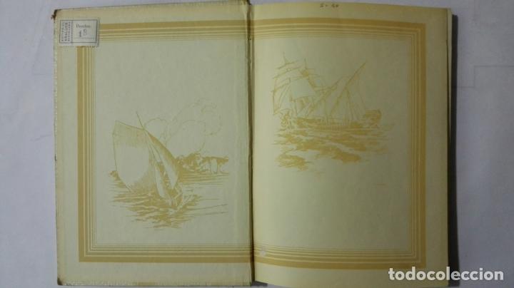 Libros antiguos: CUENTOS EN EL MAR DE LUIS MARQUES CANOS, COLECCION UN NIÑO ESCRIBE PARA LOS NIÑOS, EDITORIAL ARALUCE - Foto 2 - 168590748