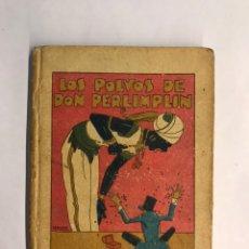 Libros antiguos: CUENTOS CALLEJA. LÓS POLVOS DE DON PERLIMPLIN. TOMO 63. Lote 294989408