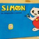 Libros antiguos: SIMON EL PEQUEÑO CASTOR. Lote 168760464