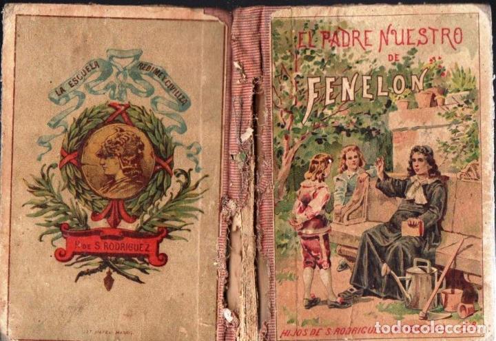 BERTHOUD : EL PADRE NUESTRO DE FENELON (HIJOS DE SANTIAGO RODRÍGUEZ, BURGOS, 1900) (Libros Antiguos, Raros y Curiosos - Literatura Infantil y Juvenil - Cuentos)