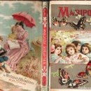 Libros antiguos: MANUEL MARINEL.LO : MARIPOSAS COSAS DE NIÑOS - PEQUEÑAS AVENTURAS (BASTINOS, 1908). Lote 168765648
