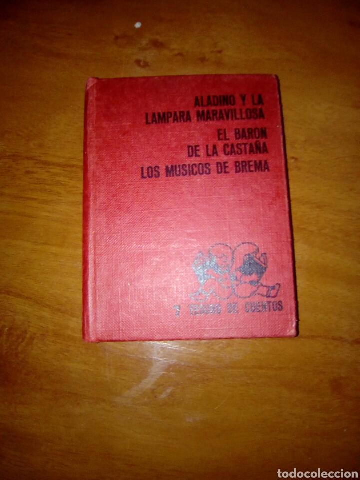 TESORO DE CUENTOS. Nº 7. ALADINO Y LA LÁMPARA MARAVILLOSA Y DOS MÁS. (Libros Antiguos, Raros y Curiosos - Literatura Infantil y Juvenil - Cuentos)