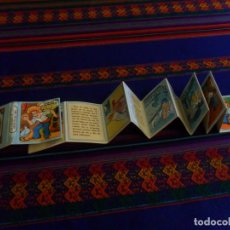 Livres anciens: CUENTO EXTENSIBLE Nº 2, LA GALLINA DE LOS HUEVOS DE ORO. FHER AÑOS 80. RARO.. Lote 169362340