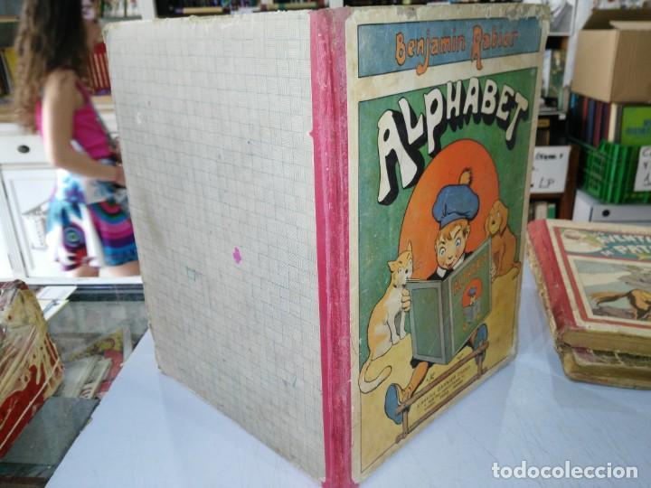 Libros antiguos: Alphabet - Benjamin Rabier - Librairie Garnier Frères - año 1921 (Francés) - Foto 2 - 169396436