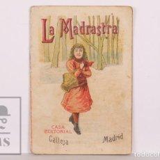 Libros antiguos: ANTIGUO CUENTO ILUSTRADO - LA MADRASTRA - SERIE V, TOMO 81. RECREO INFANTIL - S. CALLEJA, C. 1920. Lote 169893664