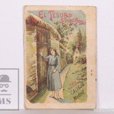 Libros antiguos: CUENTO ILUSTRADO - EL TESORO ENGAÑOSO - SERIE III, TOMO 52. RECREO INFANTIL - S. CALLEJA, C. 1920. Lote 169893988