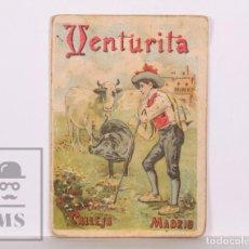 Libros antiguos: CUENTO ILUSTRADO - VENTURITA - SERIE V, TOMO 88. RECREO INFANTIL - S. CALLEJA, C. 1920. Lote 169894228
